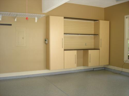 finished garage cabinets Tempe AZ